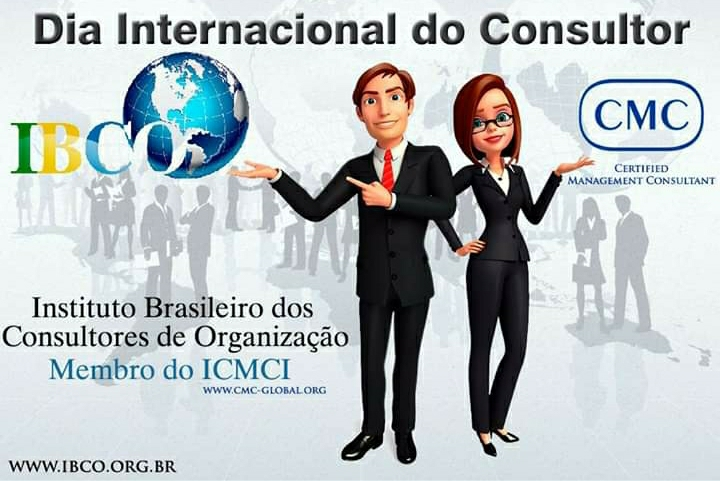 Dia Internacional do Consultor de Organizações (04/06/2020)